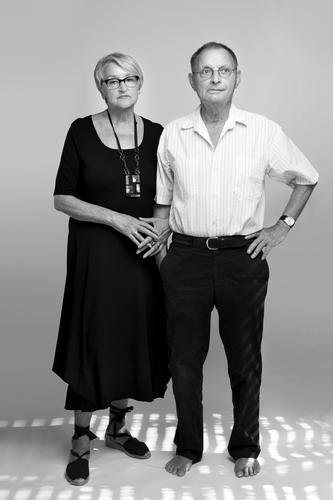 Anna und Günter Brus